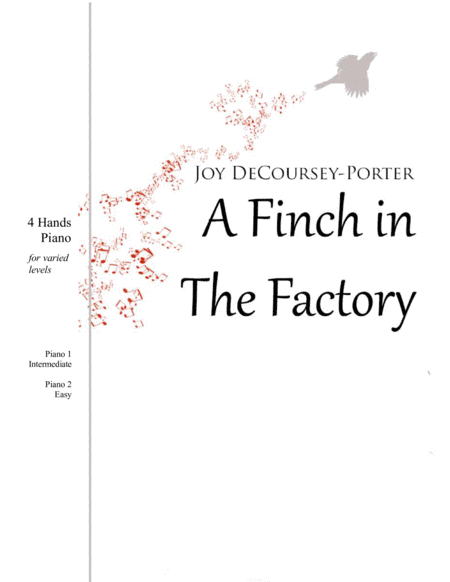 A Finch in the Factory