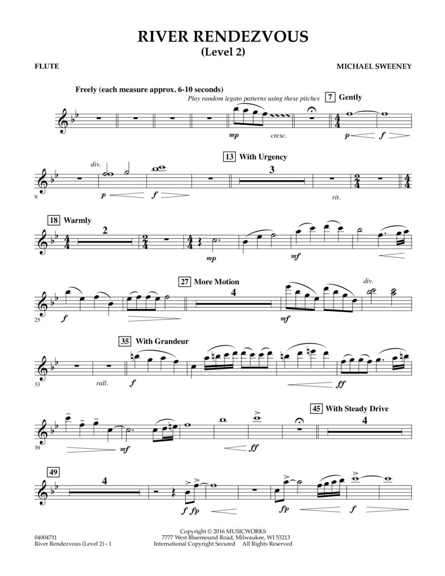 River Rendezvous - Flute (Level 2)