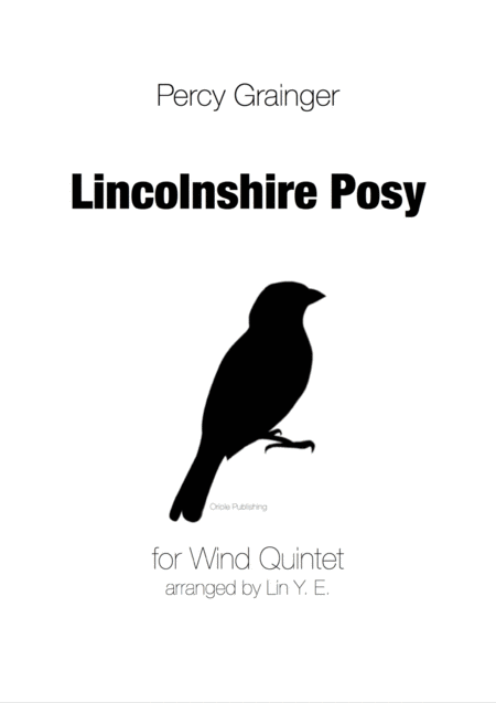 Grainger - Lincolnshire Posy for Wind Quintet - II. Horkstow Grange