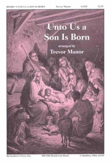 Unto Us a Son Is Born