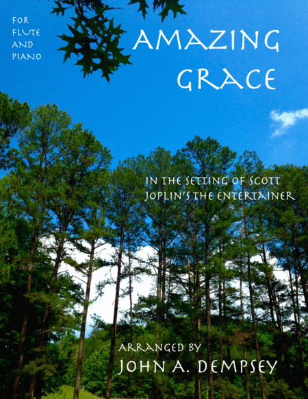 Amazing Grace / The Entertainer (Flute and Piano)
