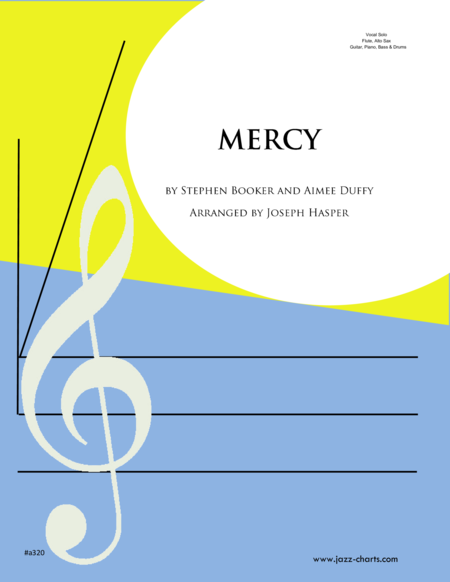 Mercy (Vocal and Jazz Combo)