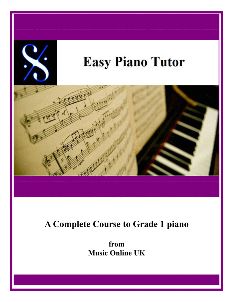 Easy Piano Tutor