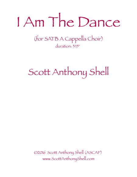I Am The Dance (SATB)