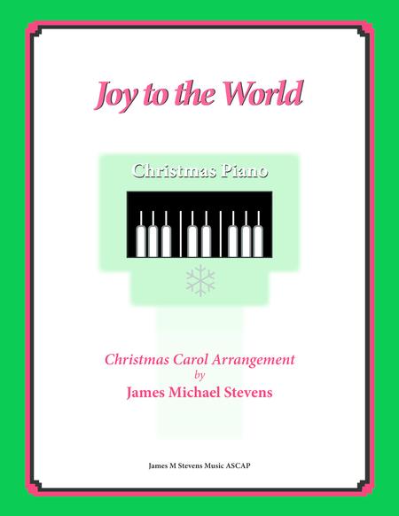 Joy to the World (Christmas Piano)