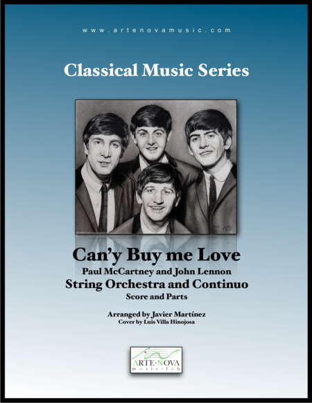 Can't Buy Me Love - The Beatles for Orchestra