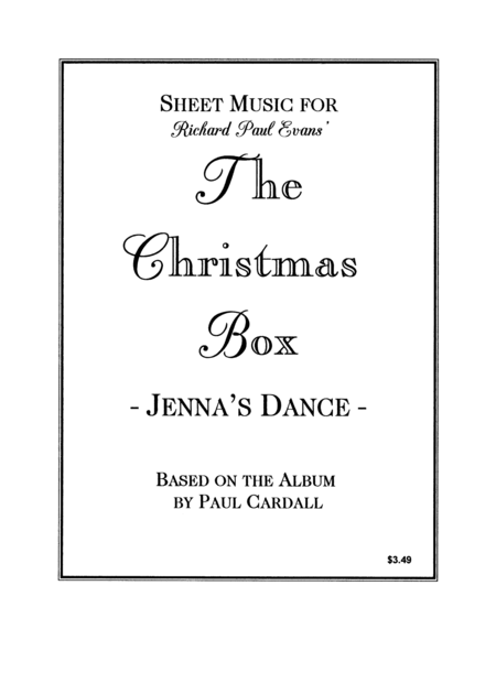 Jenna's Dance