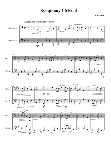 Theme from Symphony 1