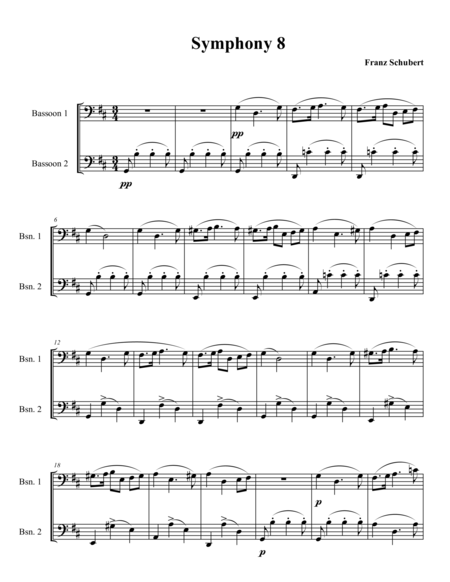 Theme from Symphony 8