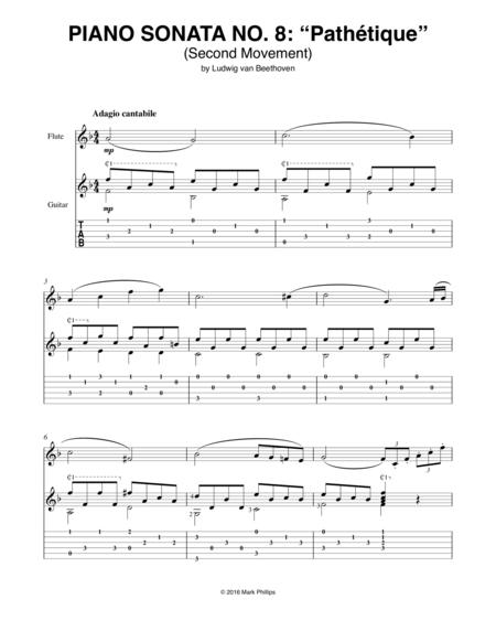 Piano Sonata No. 8: