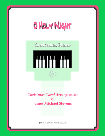 O Holy Night (Christmas Piano)