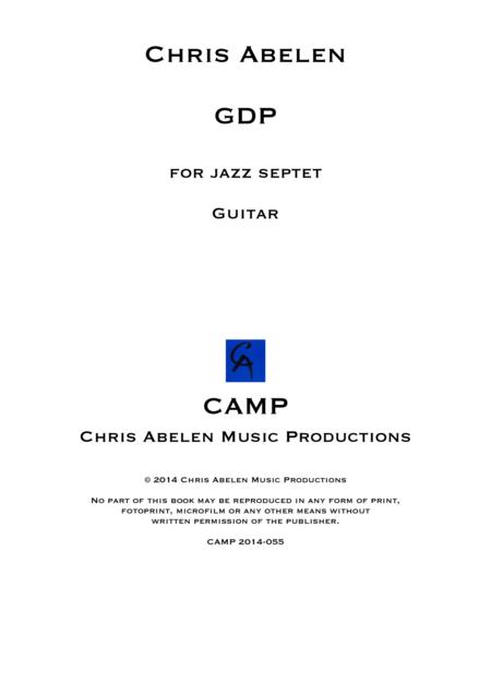 GDP - Guitar