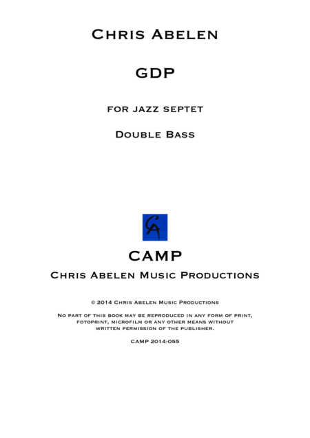 GDP - Double Bass
