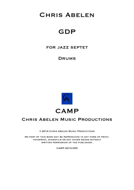 GDP - Drums