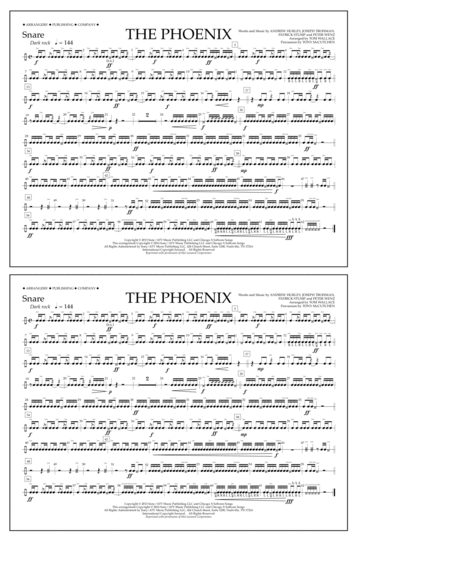 The Phoenix - Snare