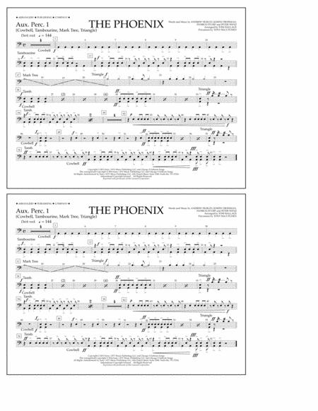 The Phoenix - Aux. Perc. 1