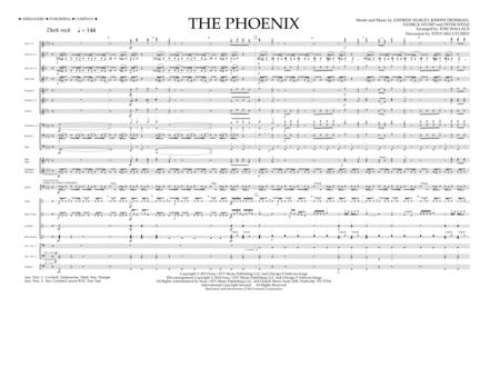 The Phoenix - Full Score
