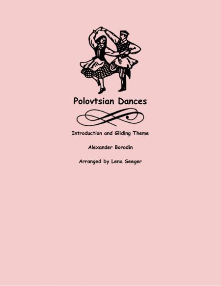 Theme from Polovtsian Dances (trio)