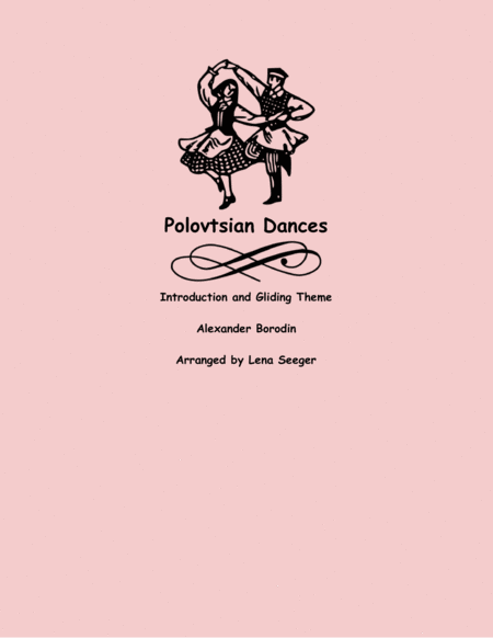 Theme from Polovtsian Dances (two violins and cello)