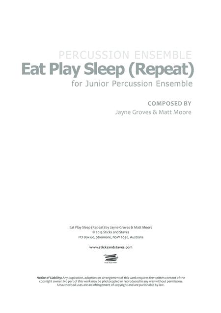 Eat Play Sleep (Repeat)