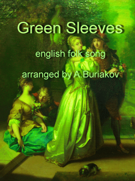 Green Sleeves (for flute or recorder)