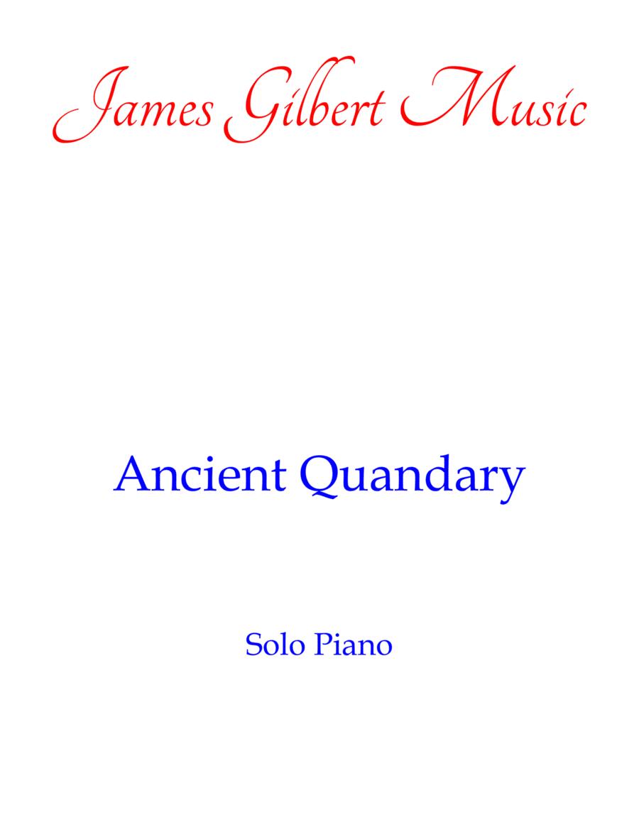 Ancient Quandry