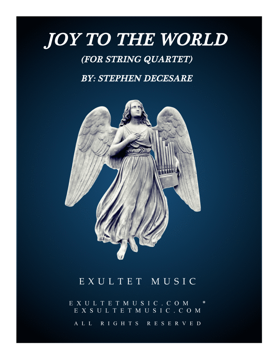 Joy To The World (for String Quartet)