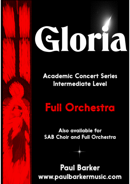 Gloria (Full Orchestral Version)