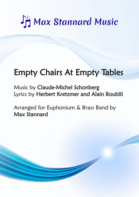 Empty Chairs At Empty Tables (Euphonium)