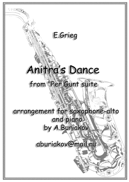 Anitra's Dance from