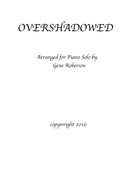 Overshadowed