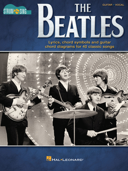 The Beatles - Strum & Sing Guitar