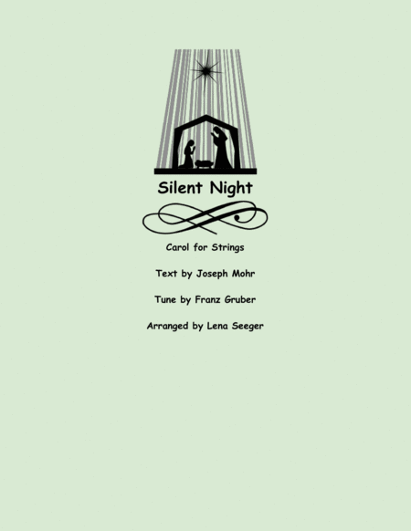 Silent Night (string trio)