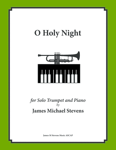 O Holy Night - Solo Trumpet