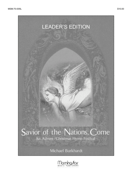 Savior of the Nations, Come (Leader's Guide)