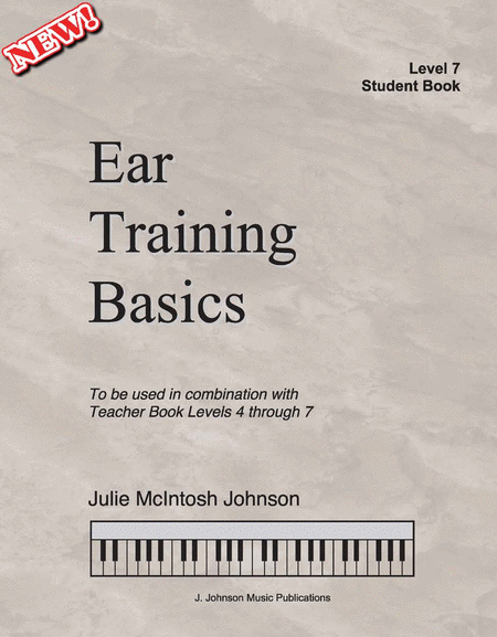 Ear Training Basics: Level 7