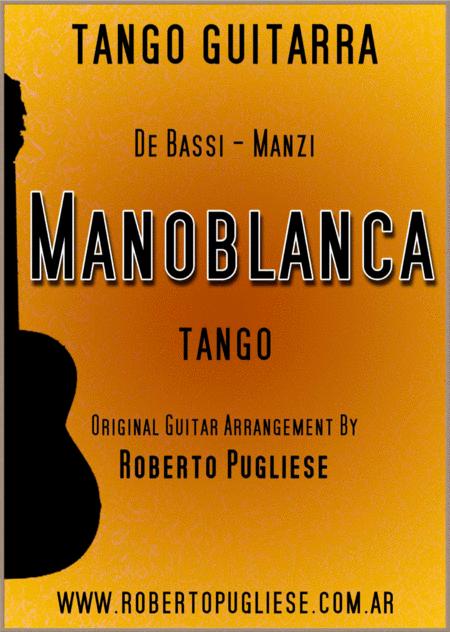 Manoblanca - tango guitar