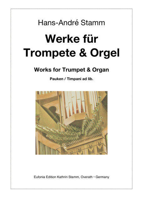Works for trumpet & organ