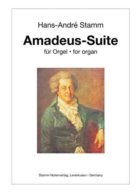 Amadeus-Suite for organ