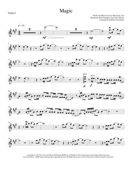 Magic - String Quartet