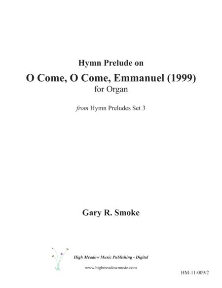 O Come, O Come, Emmanuel (1999)