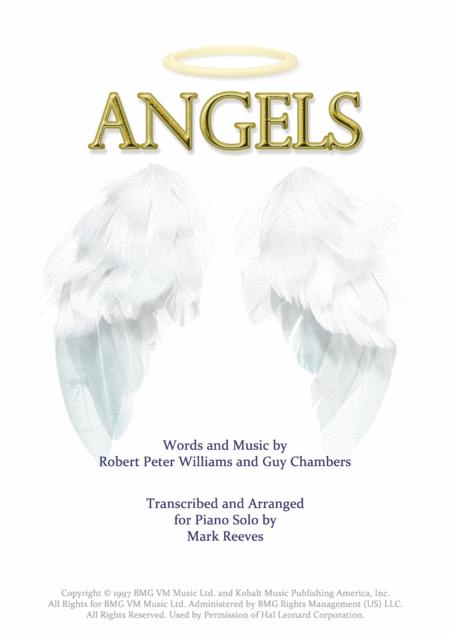 Angels - piano solo