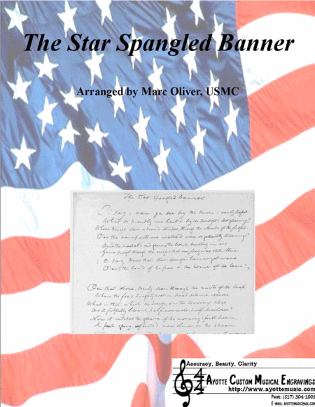 The Star Spangled Banner (Vocal Duet)