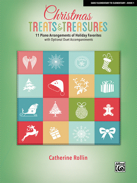Christmas Treats and Treasures, Book 1