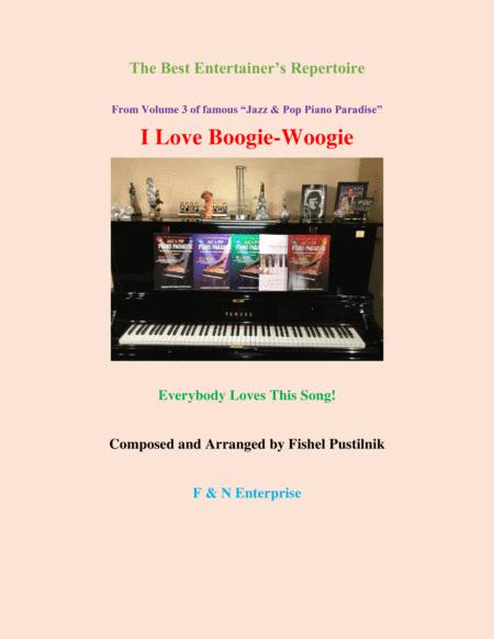 I Love Boogie-Woogie