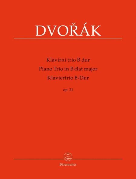 Piano Trio B-flat major op. 21