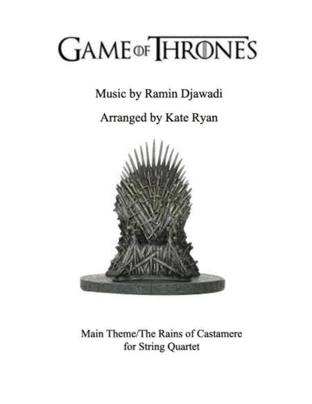Game Of Thrones (String Quartet)