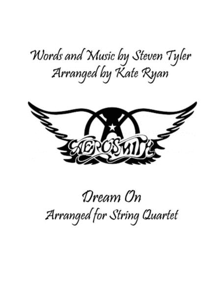 Dream On (String Quartet)