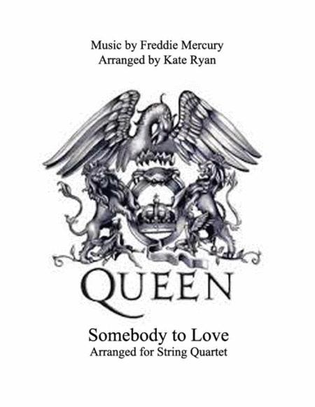 Somebody To Love (String Quartet)