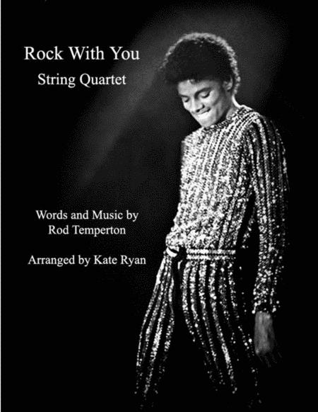 Rock With You (String Quartet)